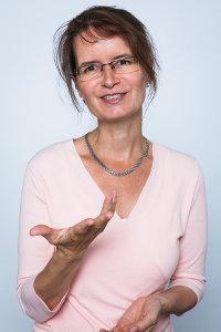 Barbara Grebe aus Köln