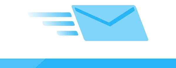 Brief als Symbol für den Newsletter