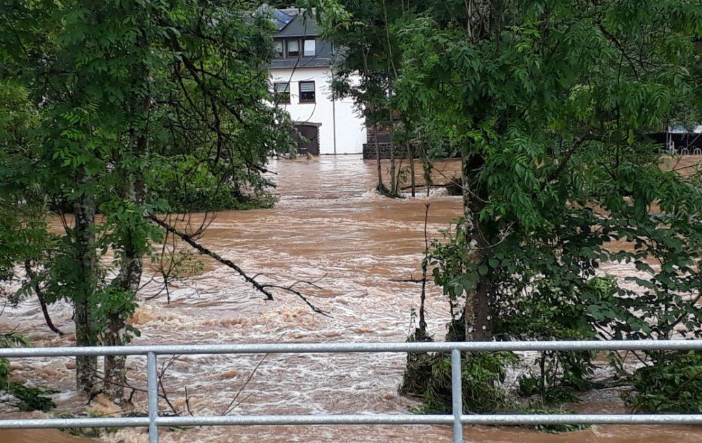 Hochwasser Eifel